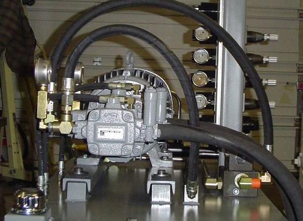 Tandem Hydraulic Pumps