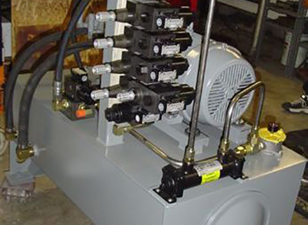 FSC Designed Hydraulic Power Unit